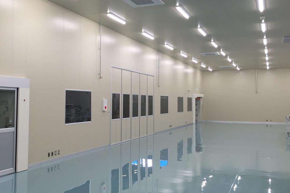 国際医薬品2021(CPhI Japan®)の出展製品GMPクリーンルーム